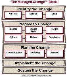LaMarsh Global -- Organizational Change Management Approach