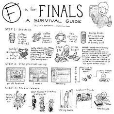 Finals: A survival guide