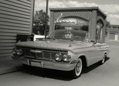 1961 Chevy Convertible | Flickr - Photo Sharing!