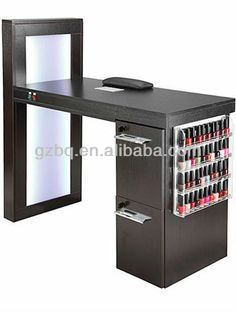 Beiqi salon furniture new design Nail tables