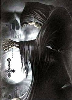 All about Darkness. Grim Reaper Art, Dark Fantasy Art, Dark Art, Skull Pictures, Dragon Pictures, Reaper Tattoo, Hd Cool Wallpapers, Angel Drawing, Gothic Art