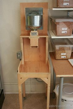 Building the HBX Barley Mill (Grinder). | Homebrew Exchange