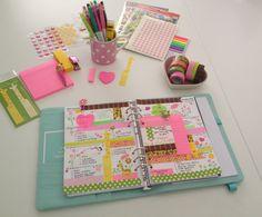 Colourful Creations Filofax#Planner