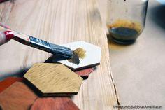Tres formas de cambiar el color de la madera
