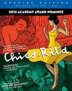 Chico and Rita Blu-ray: Collector's Edition