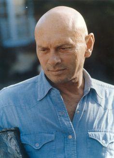 Yul Brynner, the sole reason I love bald men. My first man crush!!!!!