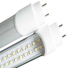 TUBO NEON LED 120CM T8 SMD LED LUCE BIANCA FREDDA 6500K