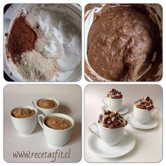 Muffins de cafe a la taza. blovver