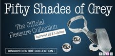 """Are you ready to experience the """" Fifty Shades of Grey""""!  Click on """"source"""" to Explore much more NOW!!"""