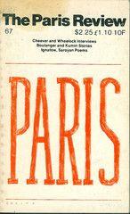 Paris Review - The Paris Review No. 67 Fall 1976