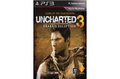 Uncharted 3 (Game of the Year Edition)