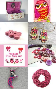 Are You Owl? by Elena Doniy on Etsy--Pinned with TreasuryPin.com