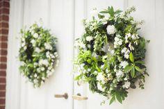 Church Wedding Wreaths for Doors | Share