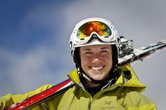 What do you do after climbing Colorado's peaks? Ski down! Our friend Caroline shares some great photos.