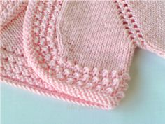 Baby Jersey With Drawing In Ranglan Whos - Diy Crafts - Qoster Diy Crafts Knitting, Diy Crafts Crochet, Knitting For Kids, Free Knitting, Baby Cardigan Knitting Pattern, Baby Knitting Patterns, Baby Patterns, Gilet Crochet, Knit Or Crochet