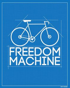 And my freedom machine is calling my name!