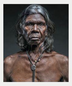 Old Castlemaine Gaol - Arts Open: Visual Arts Festival Aboriginal Man, Aboriginal History, Aboriginal People, Old Faces, Many Faces, Australian Aboriginals, Australian People, Portrait Photography, Group Photography
