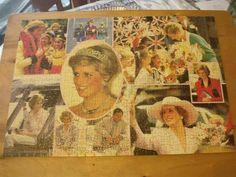 Princess Diana puzzle