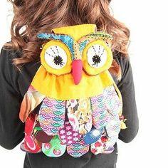 Zbliża się Dzień Dziecka podsyłamy więc pomysł na uszycie uroczego plecaka sówki. #color_mercado repost #cheapducky #fabric #patchworkfabric #cotton #sew #sewing #childrensday #idea #gift #giftidea #backpack #funnybackpack #owl #owlbackpack #sewingforkids #handmade #tkaniny #materiały #tkaninypatchworkowe #szycie #uszyj #dzieńdziecka #pomysłnaprezent #plecak #plecaksowa #sowa #szyciedladzieci