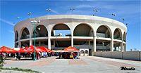 bullfighter cars | Plaza Calafia Mexicali