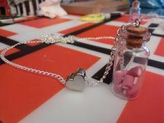 #fimo #nube #collar #sweet #love