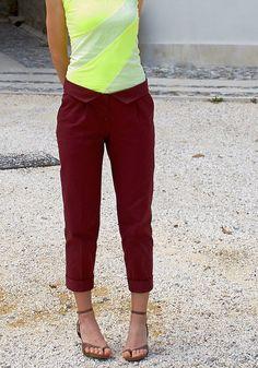 Pantalon Jacques RDC by sashawerner, via Flickr