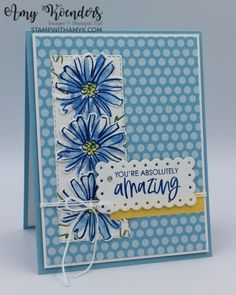 Color Contour, Some Cards, 21 Cards, Stampin Up Catalog, Stamping Up Cards, Flower Cards, Greeting Cards Handmade, Homemade Cards, Cardmaking