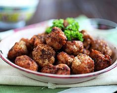 Fried Meatballs | Meatballs Recipe