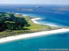 Tropical British Islands Beaches Places In England Cornwall Scilly
