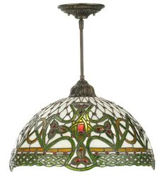 Buy the Meyda Tiffany 32662 Green Direct. Shop for the Meyda Tiffany 32662 Green W Celtic Knot Pendant and save. Stained Glass Pendant Light, Glass Pendants, Glass Lamps, Glass Art, Lantern Pendant, Pendant Lighting, Ceiling Light Fixtures, Ceiling Lights, Tiffany