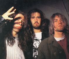 NIRVANA on 10/27/91 in Hollywood, CA