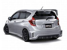 Nissan Note by Impul Nissan Note, Nissan Versa, Mitsubishi Eclipse, Custom Cars, Evolution, Laptop, Random, Cars, Car Tuning