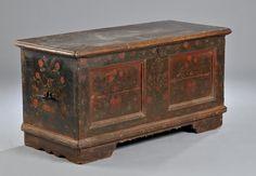 Almue Kiste 1869