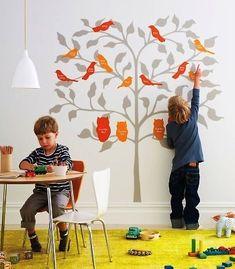 Love this adorable family tree idea!