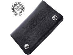 クロムハーツ財布 コピー 1ZIPウォレット クロスボタン Chromehearts611006