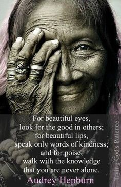 For beautiful people
