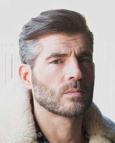 17.Older Mens Hairstyle
