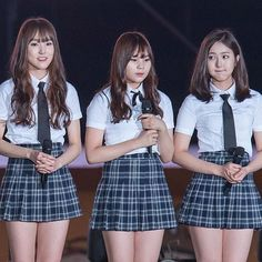 160609 • Maknae Line at Sungjoo Life Culture Festival ©owner ㅡ Omo! Sinb is so cute❤️ @sinbupdates