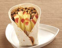 Amazing Apple Fries (Snack or Sandwich)