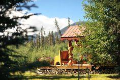 Ultima Thule Lounge, Alaska