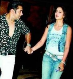 Salman and Katrina, during happier times!
