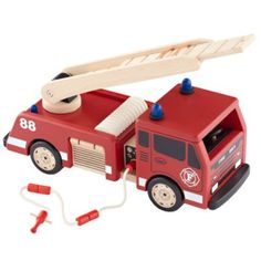 Everything but the Dalmatian Fire Engine #NodWishlistSweeps