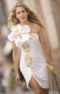 Sara Jessica Parker..favorite character ever...Carrie Bradshaw!!!