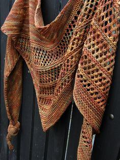 caramel  chusta - szal (sprzedawca: agat.handmade), do kupienia w DecoBazaar.com