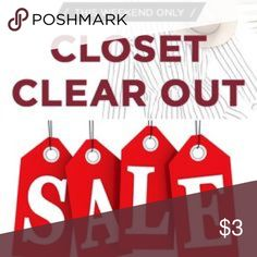 Closet clearout All reasonable offers will be accepted. Bundle and save!! Bags Shoulder Bags