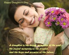 """mypragtidhillon: """" Daughter's Day-27th Sept. Life changes when you have a child, when you have your own family. You become more careful about what you do. You're not going to be out late, going out to..."""