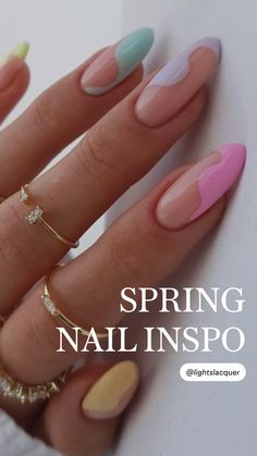 Cute Gel Nails, Chic Nails, Stylish Nails, Trendy Nails, Swag Nails, Classy Nails, Nail Design Stiletto, Do It Yourself Nails, Almond Nails Designs