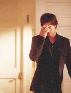 "Damon: "" I don't know why that always makes me smile"""