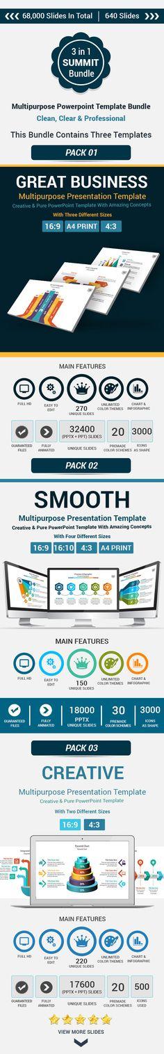26 Best Prezi Powerpoint Templates Images Presentation Layout