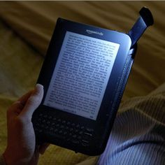 Recognizing a New Medium: the Kindle